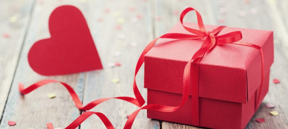 4 idées de cadeaux uniques pour la St Valentin